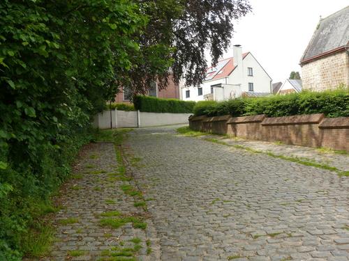 Zottegem Elene Molenbeekstraat kasseiweg (5)