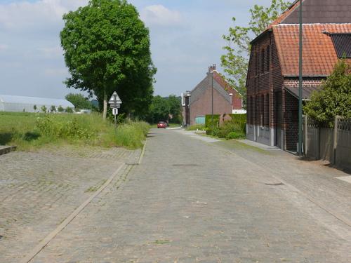 Zottegem Velzeke Lippenhovestraat kasseiweg (6)