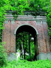 Park van het Kasteel van Gaasbeek met omgeving