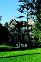 Villa Rossom met tuin