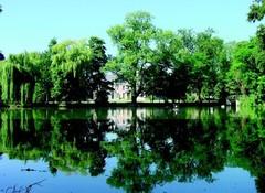 Park van de Priorij van Klein Bijgaarden