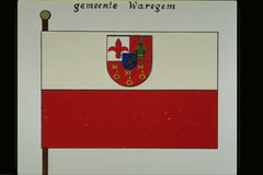 Waregem Vlag (https://id.erfgoed.net/afbeeldingen/24265)