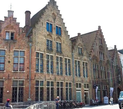 Brugge Dweersstraat3-7