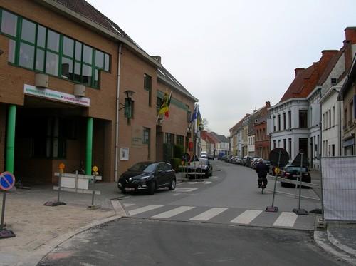 Waasmunster Kerkstraat