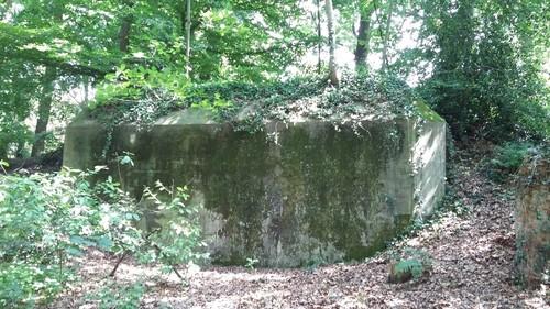 Antwerpen Acacialaan bunker 7