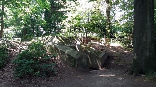 Antwerpen Acacialaan bunker type 52a