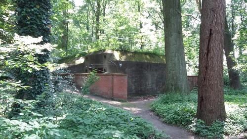 Antwerpen Acacialaan bunker type 57A