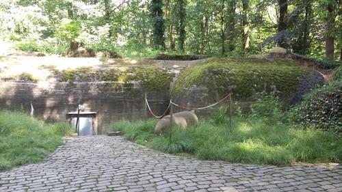 Antwerpen Acacialaan Bunker type SK1