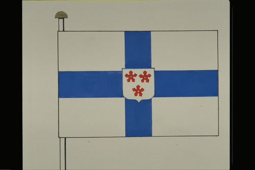 Wortegem-Petegem Vlag