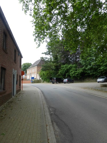 Huldenberg Sint-Agatha-Rode Leuvensebaan dorpsgezicht