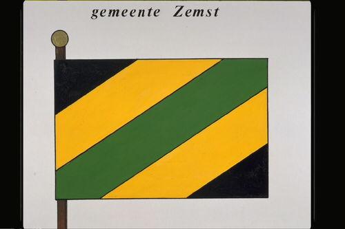 Zemst Vlag