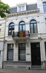 Burgerhuis in neoclassicistische stijl