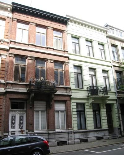 Antwerpen Anselmostraat 59-61