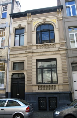 Antwerpen De Damhouderestraat 4