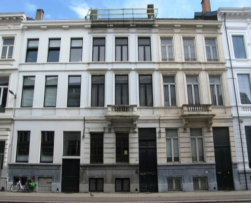 Antwerpen Justitiestraat 35-39