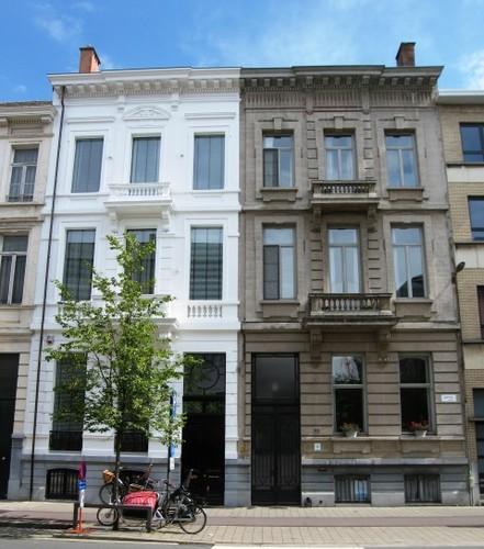 Antwerpen Justitiestraat 41-43