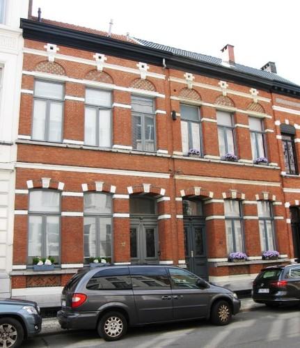 Antwerpen Sanderusstraat 30-32
