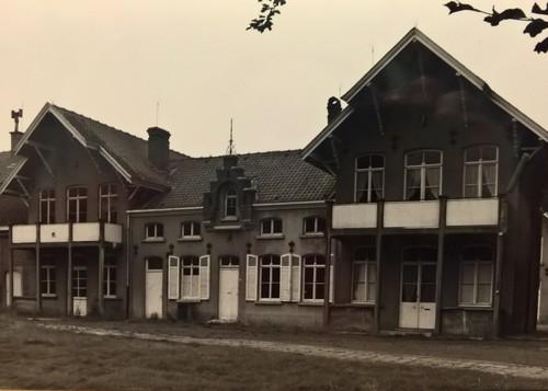 Evergem Vurstjen 25 dienstgebouwen
