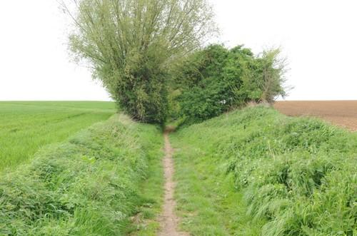 Begin holle weg Longa, Landen, Tienen (5).