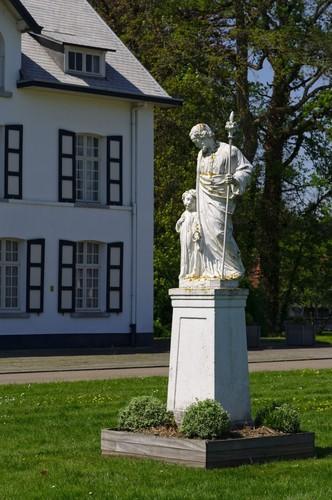 Merksplas Zwart Goor 2 Sint-Jozefbeeld