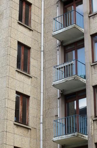 Leuven Fonteinstraat 97-101 Detail 2