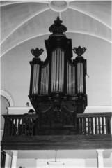 Orgel in de Sint-Antoniuskerk