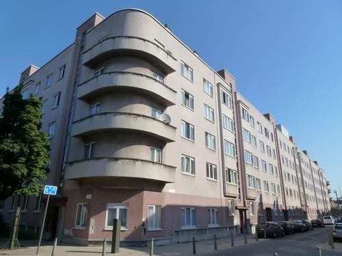 Antwerpen Pompoenstraat 2-4 Veldstraat 91-109