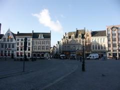 Markt en Burg