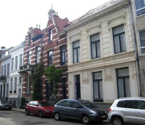 Antwerpen De Moystraat 5-11