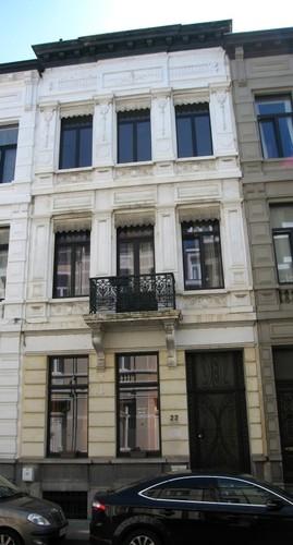 Antwerpen Jozef De Bomstraat 22