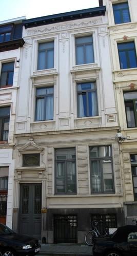 Antwerpen Jozef De Bomstraat 58