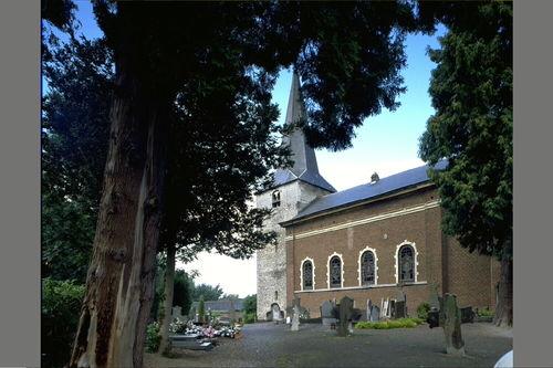 Borgloon Kuttekovenstraat Zonder Nummer Kerk