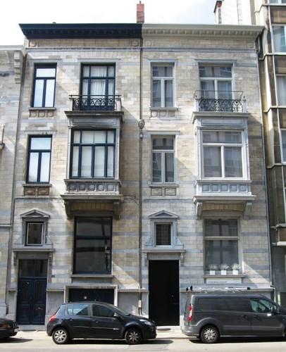Antwerpen Molenstraat 85-87