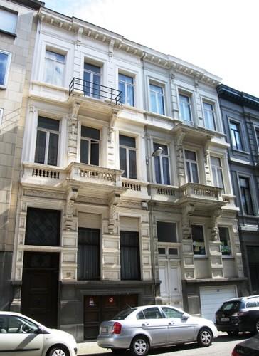 Antwerpen Mozartstraat 13-15