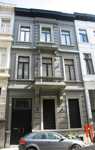 Antwerpen Mozartstraat 17
