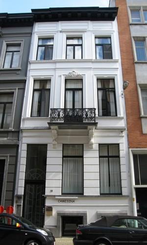 Antwerpen Mozartstraat 19