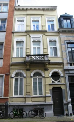 Antwerpen Mozartstraat 23