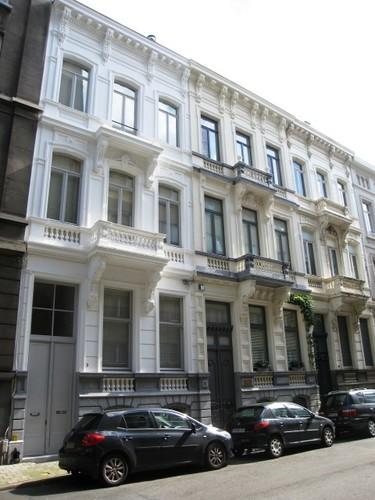 Antwerpen Mozartstraat 3-7