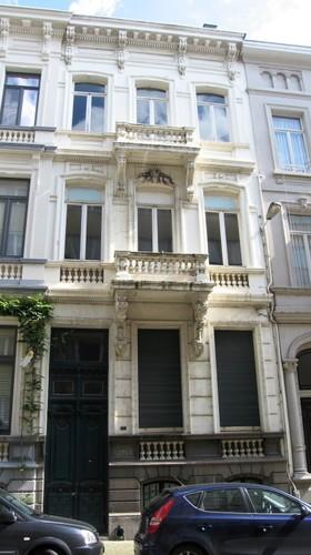 Antwerpen Mozartstraat 7