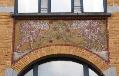 Antwerpen Peter Benoitstraat 38