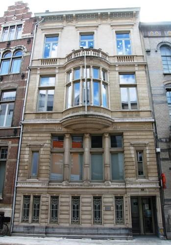 Antwerpen Peter Benoitstraat 42