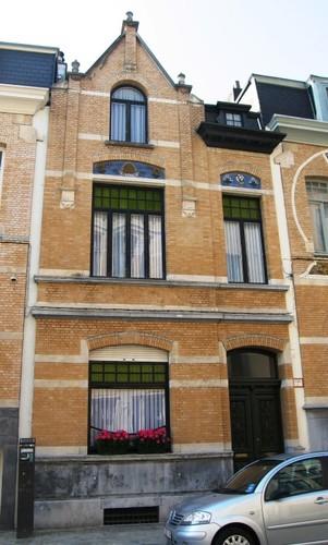 Antwerpen Jan Blockxstraat 10