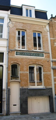 Antwerpen Jan Blockxstraat 12