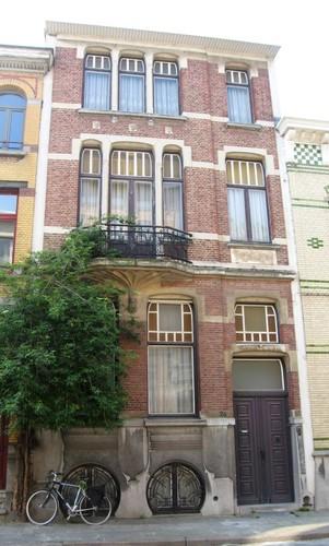 Antwerpen Jan Blockxstraat 24