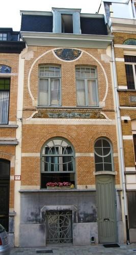 Antwerpen Jan Blockxstraat 8