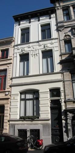 Antwerpen Verdussenstraat 27