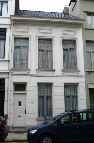 Antwerpen Fourmentstraat 12