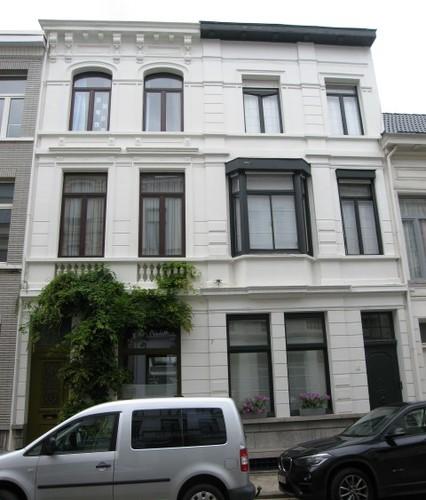 Antwerpen Fourmentstraat 14-16