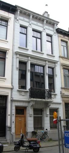 Antwerpen Fourmentstraat 15