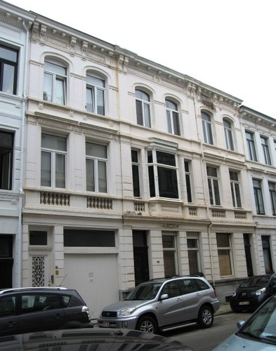 Antwerpen Fourmentstraat 24-28